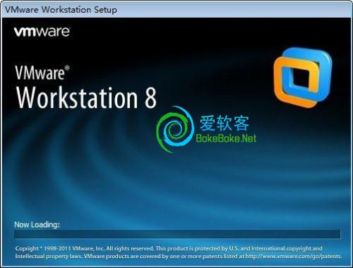 虚拟PC软件:VMware Workstation v8.0.4 下载+注册机+汉化补丁 | 爱软客